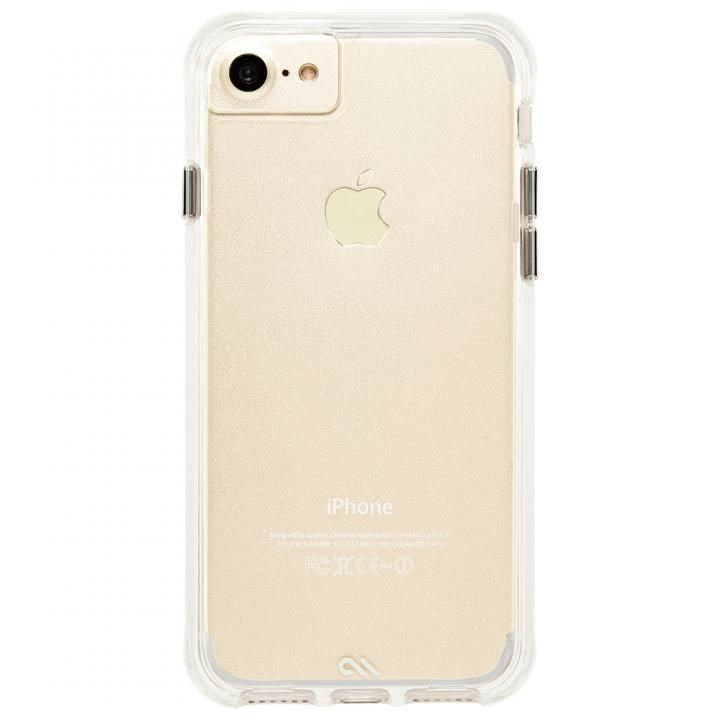 iPhone8/7/6s/6 ケース Case-Mate Tough クリアケース iPhone SE 第2世代/8/7/6s/6_0