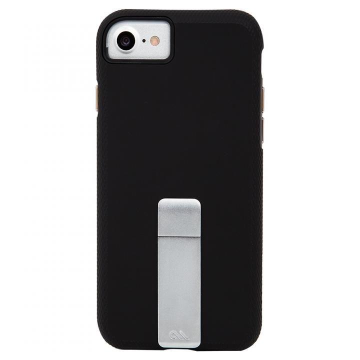 【iPhone8/7/6s/6ケース】Case-Mate Tough スタンドケース ブラック iPhone 8/7/6s/6_0