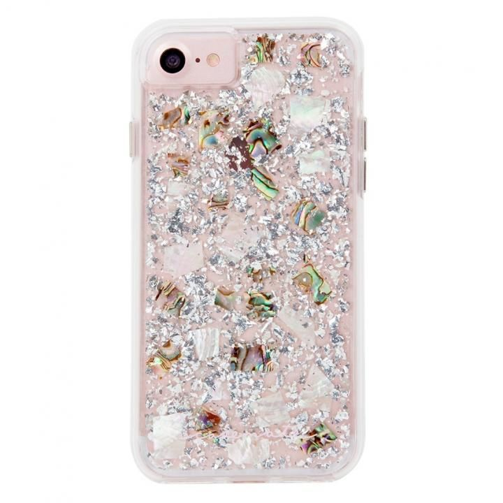 iPhone8/7/6s/6 ケース Case-Mate Karat ケース Mother of Pearl iPhone 8/7/6s/6_0