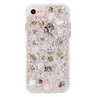 iPhone8/7/6s/6 ケース Case-Mate Karat ケース Mother of Pearl iPhone 8/7/6s/6