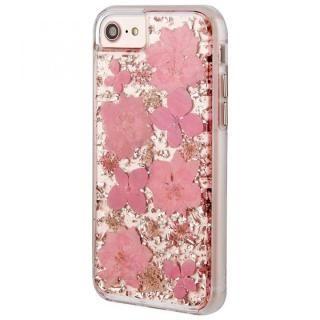 Case-Mate Karat ドライフラワーケース ピンク iPhone 8/7/6s/6