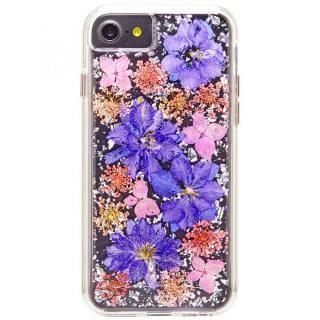 【iPhone8/7/6s/6ケース】Case-Mate Karat ドライフラワーケース パープル iPhone 8/7/6s/6_2