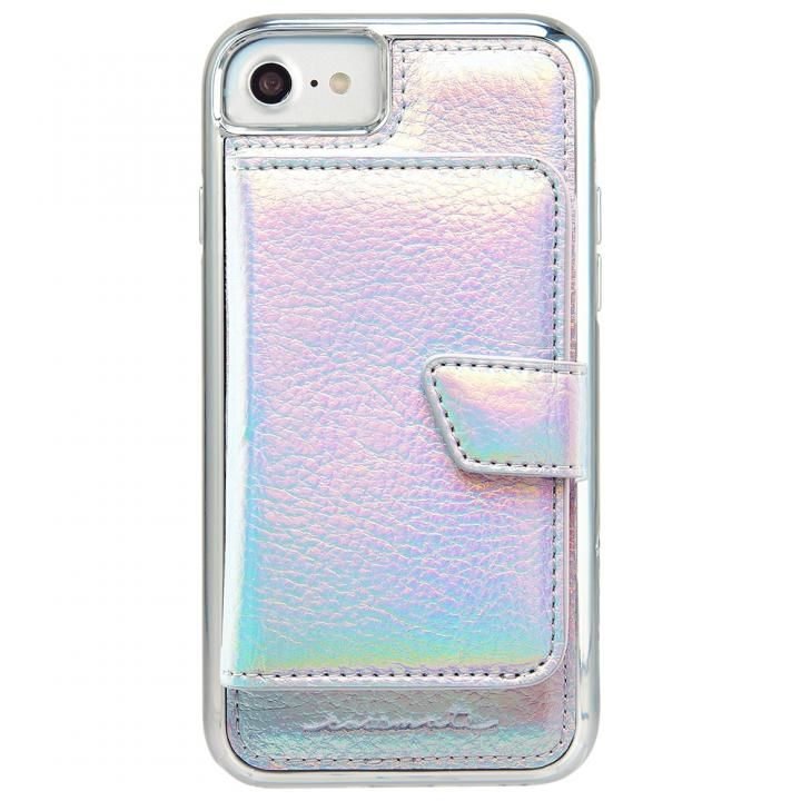 iPhone8/7/6s/6 ケース Case-Mate コンパクトミラーケース カラフル iPhone SE 第2世代/8/7/6s/6_0