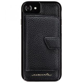 Case-Mate コンパクトミラーケース ブラック iPhone 8/7/6s/6