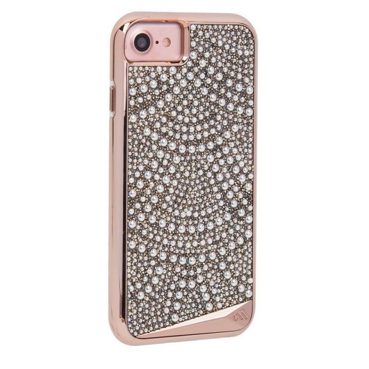 iPhone8/7/6s/6 ケース Case-Mate Brillianceケース Lace iPhone SE 第2世代/8/7/6s/6_0