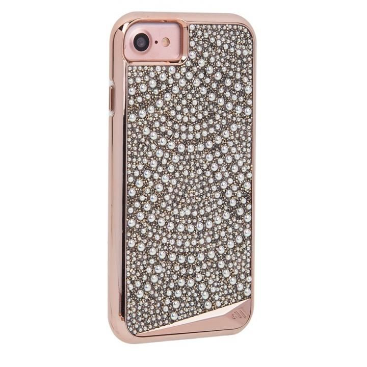 【iPhone8/7/6s/6ケース】Case-Mate Brillianceケース Lace iPhone 8/7/6s/6_0