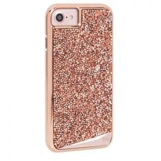 Case-Mate Brillianceケース Rose Gold iPhone 8/7/6s/6