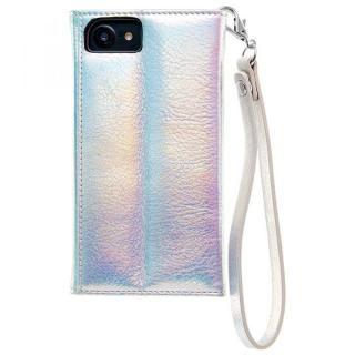 【iPhone8/7/6s/6ケース】Case-Mate Leather Wrsitlet Folio シルバー iPhone 8/7/6s/6_2