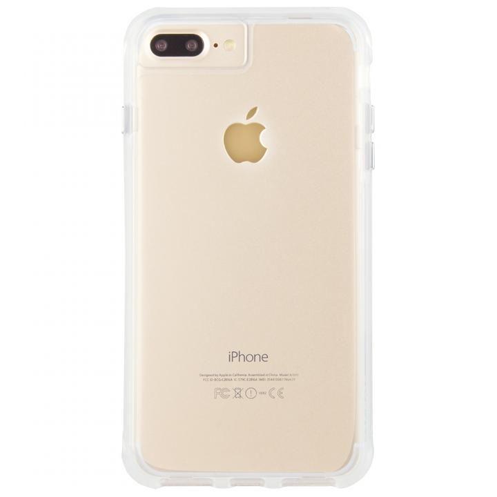 【iPhone8 Plus/7 Plusケース】Case-Mate Tough クリアケース iPhone 8 Plus/7 Plus/6s Plus/6 Plus_0