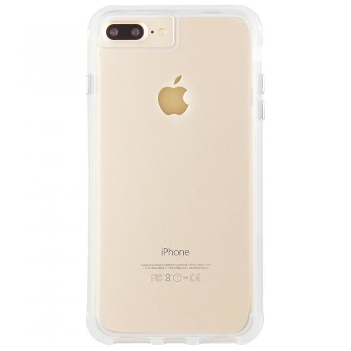 【iPhone8 Plus/7 Plusケース】Case-Mate Tough クリアケース iPhone 8 Plus/7 Plus/6s Plus/6 Plus_0