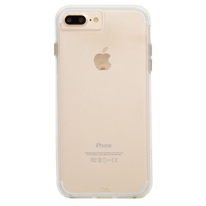 Case-Mate Naked Tough ハイブリッドクリアケース iPhone 8 Plus/7 Plus/6s Plus/6 Plus