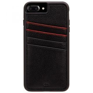 iPhone8 Plus/7 Plus ケース Case-Mate Tough カードポケットケース ブラック iPhone 8 Plus/7 Plus/6s Plus/6 Plus