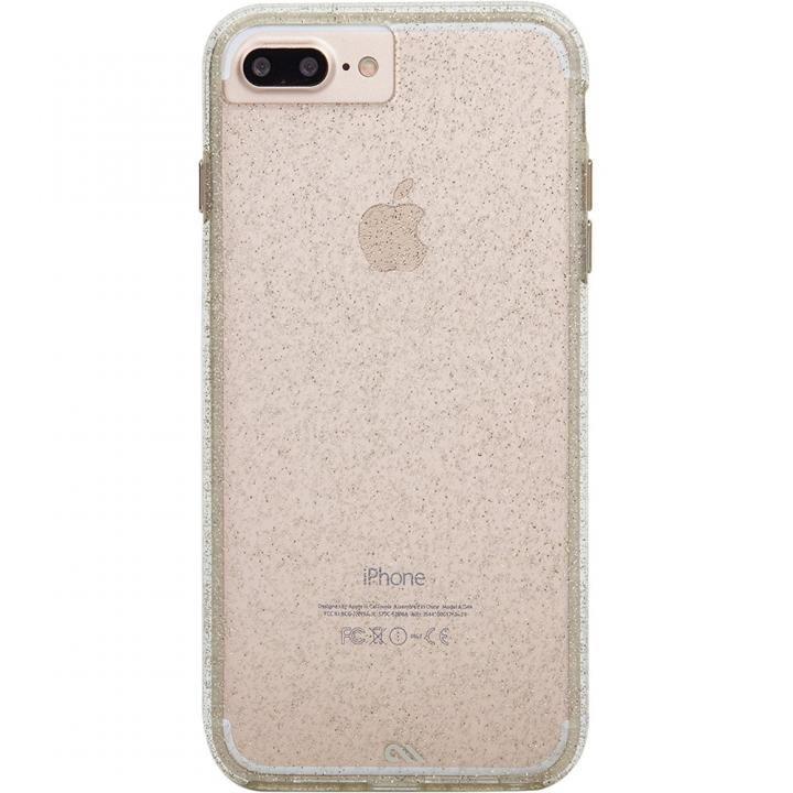 Case-Mate Sheer Glam-Champagne iPhone 8 Plus/7 Plus/6s Plus/6 Plus