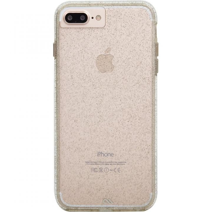 iPhone8 Plus/7 Plus ケース Case-Mate Sheer Glam-Champagne iPhone 8 Plus/7 Plus/6s Plus/6 Plus_0