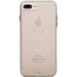 【iPhone8 Plus/7 Plusケース】Case-Mate Sheer Glam-Champagne iPhone 8 Plus/7 Plus/6s Plus/6 Plus