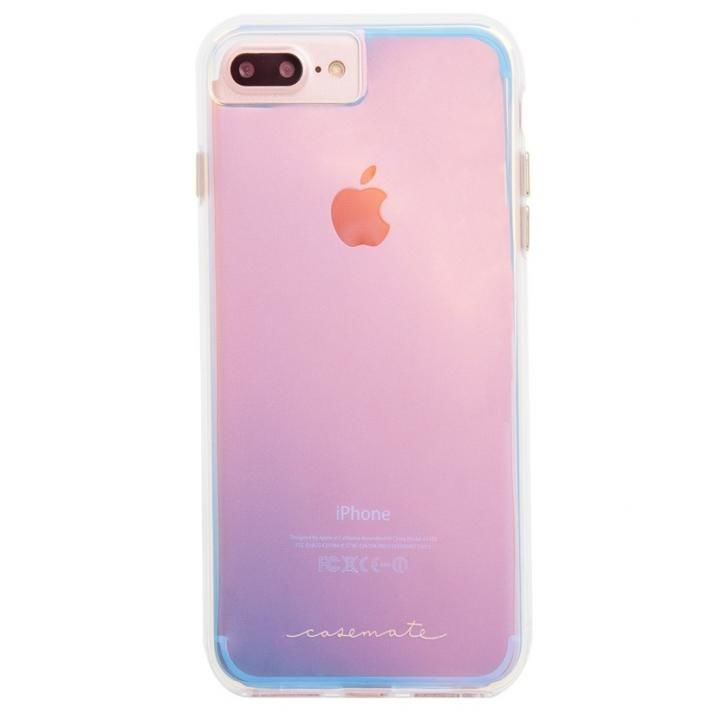【iPhone8 Plus/7 Plusケース】Case-Mate Naked タフケース Iridescent iPhone 8 Plus/7 Plus/6s Plus/6 Plus_0