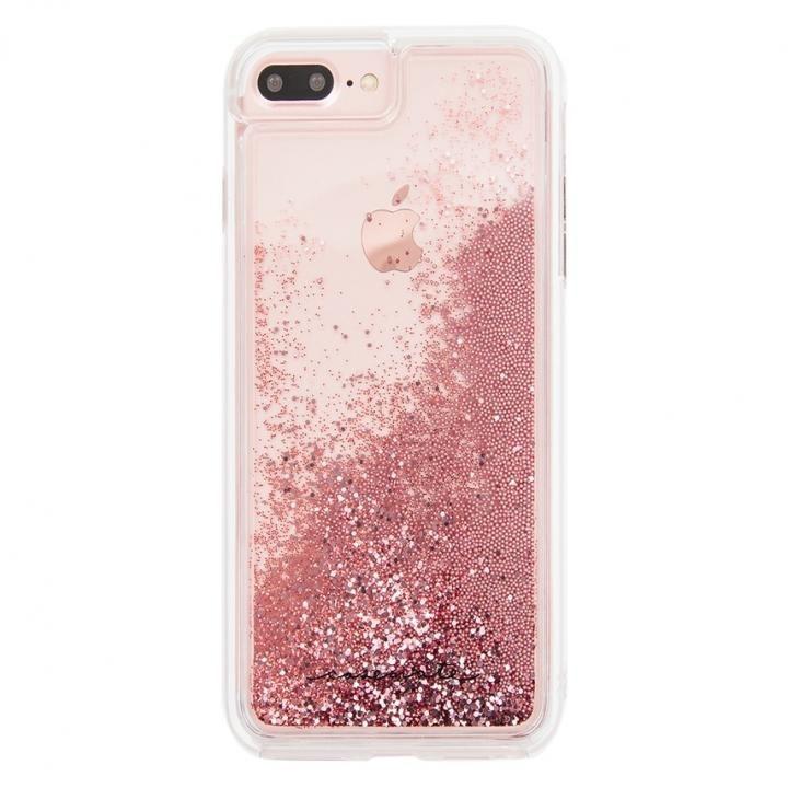 Case-Mate Waterfallケース ローズゴールド iPhone 8 Plus/7 Plus/6s Plus/6 Plus