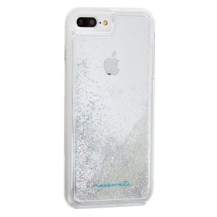 iPhone8 Plus/7 Plus ケース Case-Mate Waterfallケース Iridescent Diamond iPhone 8 Plus/7 Plus/6s Plus/6 Plus_0