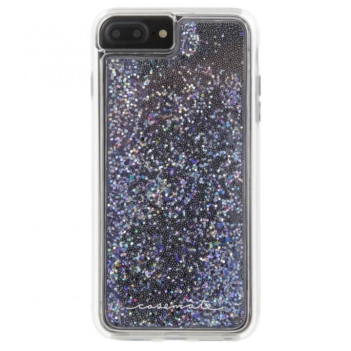 iPhone8 Plus/7 Plus ケース Case-Mate Waterfallケース ブラック iPhone 8 Plus/7 Plus/6s Plus/6 Plus_0
