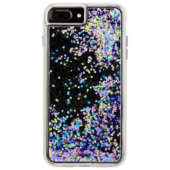 iPhone8 Plus/7 Plus ケース Case-Mate Waterfallケース グローパープル iPhone 8 Plus/7 Plus/6s Plus/6 Plus_0