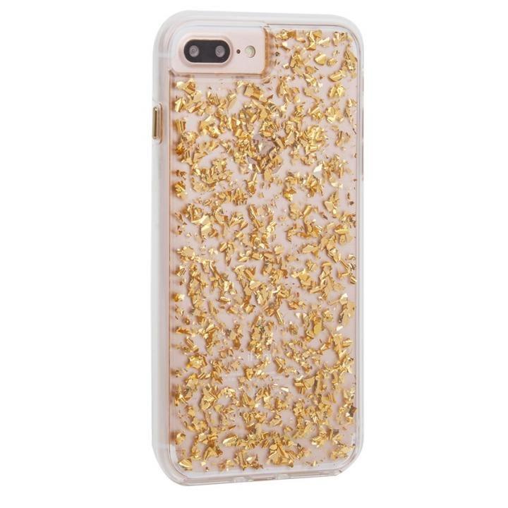 iPhone8 Plus/7 Plus ケース Case-Mate Karat ケース Gold iPhone 8 Plus/7 Plus/6s Plus/6 Plus_0