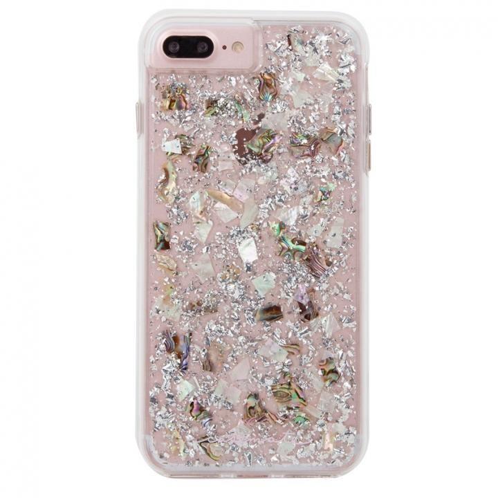 iPhone8 Plus/7 Plus ケース Case-Mate Karat ケース Mother of Pearl iPhone 8 Plus/7 Plus/6s Plus/6 Plus_0
