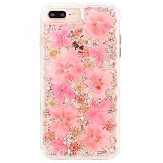 Case-Mate Karat ドライフラワーケース ピンク iPhone 8 Plus/7 Plus/6s Plus/6 Plus