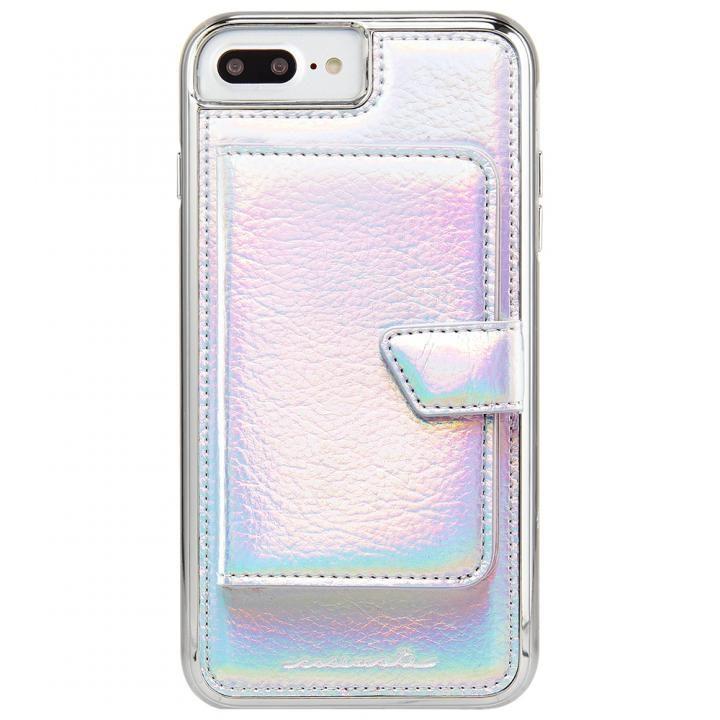【iPhone8 Plus/7 Plusケース】Case-Mate コンパクトミラーケース カラフル iPhone 8 Plus/7 Plus/6s Plus/6 Plus_0