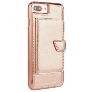 【iPhone8 Plus/7 Plusケース】Case-Mate コンパクトミラーケース ローズゴールド iPhone 8 Plus/7 Plus/6s Plus/6 Plus_1