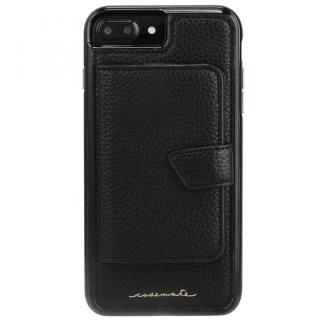 iPhone8 Plus/7 Plus ケース Case-Mate コンパクトミラーケース ブラック iPhone 8 Plus/7 Plus/6s Plus/6 Plus
