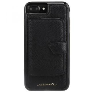 Case-Mate コンパクトミラーケース ブラック iPhone 8 Plus/7 Plus/6s Plus/6 Plus