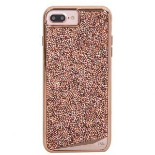 Case-Mate Brillianceケース Rose Gold iPhone 8 Plus/7 Plus/6s Plus/6 Plus