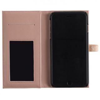 【iPhone8 Plus/7 Plusケース】ONETONE PYTHON 手帳型ケース ダスティピンク iPhone 8 Plus/7 Plus/6s Plus/6 Plus_3