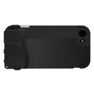 SNAP! 8 物理シャッターボタン搭載ケース ブラック iPhone 8/7【3月下旬】