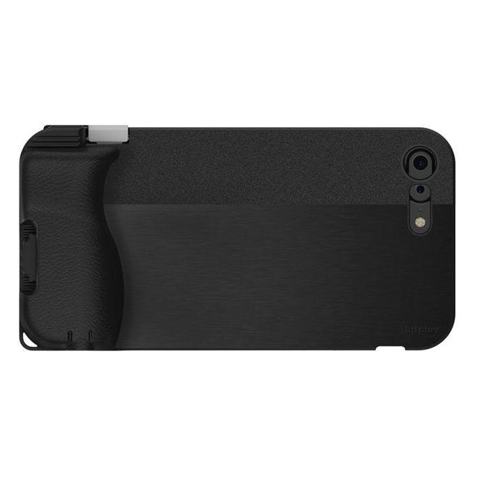 iPhone8 Plus/7 Plus ケース SNAP! 8 物理シャッターボタン搭載ケース ブラック iPhone 8 Plus/7 Plus_0