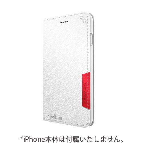 【iPhone7ケース】LINKBOOK PRO 4Gシグナル拡張手帳型ケース ホワイト iPhone 7_0