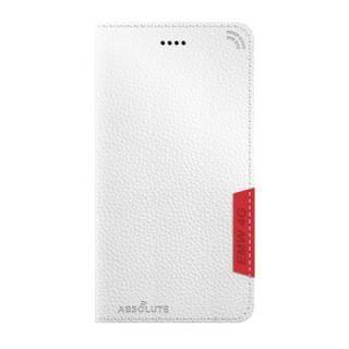 【iPhone7ケース】LINKBOOK PRO 4Gシグナル拡張手帳型ケース ホワイト iPhone 7_1