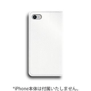 【iPhone7ケース】LINKBOOK PRO 4Gシグナル拡張手帳型ケース ホワイト iPhone 7_2