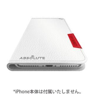 【iPhone7ケース】LINKBOOK PRO 4Gシグナル拡張手帳型ケース ホワイト iPhone 7_3
