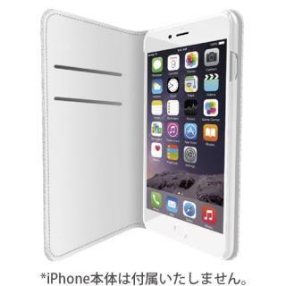 【iPhone7ケース】LINKBOOK PRO 4Gシグナル拡張手帳型ケース ホワイト iPhone 7_5