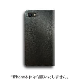 【iPhone7ケース】LINKBOOK PRO 4Gシグナル拡張手帳型ケース ブラック iPhone 7_2