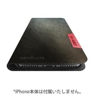 【iPhone7ケース】LINKBOOK PRO 4Gシグナル拡張手帳型ケース ブラック iPhone 7_3