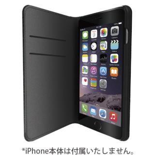 【iPhone7ケース】LINKBOOK PRO 4Gシグナル拡張手帳型ケース ブラック iPhone 7_4
