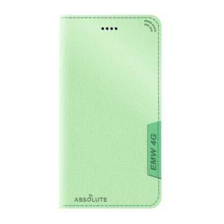 【iPhone7ケース】LINKBOOK PRO 4Gシグナル拡張手帳型ケース グリーン iPhone 7_1