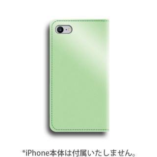 【iPhone7ケース】LINKBOOK PRO 4Gシグナル拡張手帳型ケース グリーン iPhone 7_2