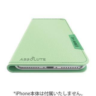【iPhone7ケース】LINKBOOK PRO 4Gシグナル拡張手帳型ケース グリーン iPhone 7_3