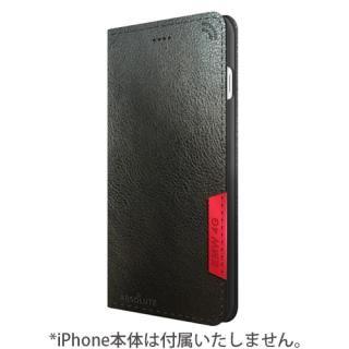 【iPhone7 Plusケース】LINKBOOK PRO 4Gシグナル拡張手帳型ケース ブラック iPhone 7 Plus