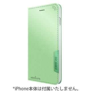 【iPhone7 Plusケース】LINKBOOK PRO 4Gシグナル拡張手帳型ケース グリーン iPhone 7 Plus
