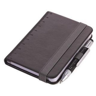 ペン付きメモノート リリパッド+リリプット ブラック