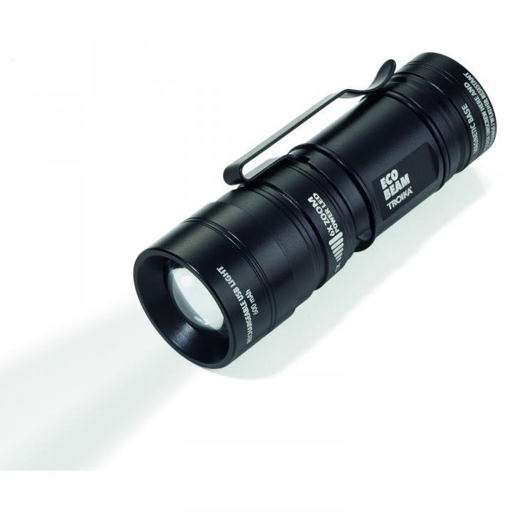 USB充電式LED付トーチ エコビーム
